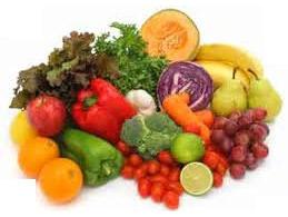 Organic Produce - fruit & Veg